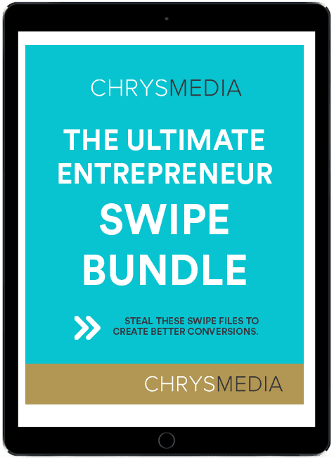 Chrys Media Entrepreneur Swipe Bundle